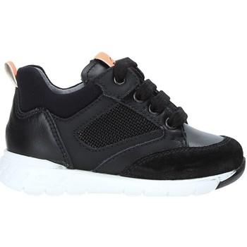Schoenen Kinderen Lage sneakers Nero Giardini A923730M Noir