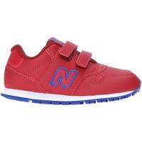Schoenen Kinderen Lage sneakers New Balance NBIV500DA Rouge
