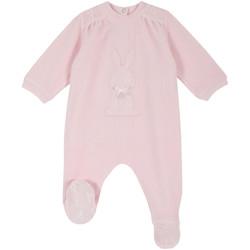 Textiel Meisjes Jumpsuites / Tuinbroeken Chicco 09021844000000 Rose