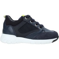 Schoenen Kinderen Lage sneakers Nero Giardini A923730M Bleu