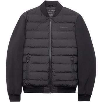 Textiel Heren Dons gevoerde jassen Calvin Klein Jeans K10K104901 Noir