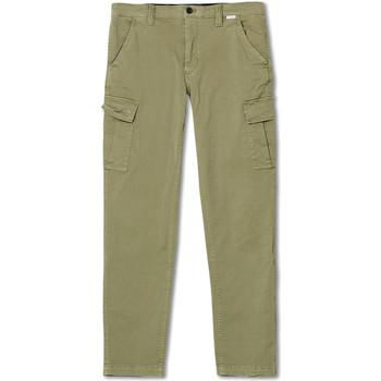 Textiel Heren Cargobroek Calvin Klein Jeans K10K105302 Groen