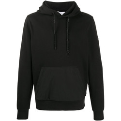 Textiel Heren Sweaters / Sweatshirts Calvin Klein Jeans K10K105492 Zwart