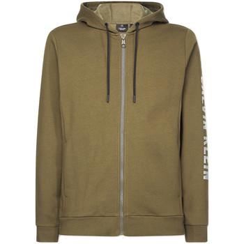 Textiel Heren Sweaters / Sweatshirts Calvin Klein Jeans 00GMH9J473 Groen