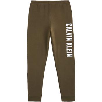 Textiel Heren Trainingsbroeken Calvin Klein Jeans 00GMH9P680 Vert