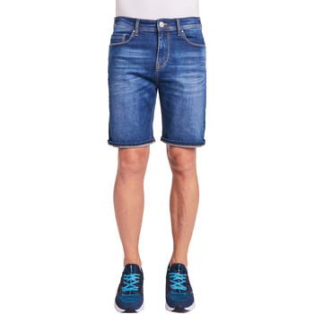 Textiel Heren Korte broeken / Bermuda's Gaudi 011BU26009 Blauw