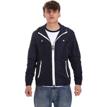 Textiel Heren Jacks / Blazers Gaudi 011BU35007 Blauw