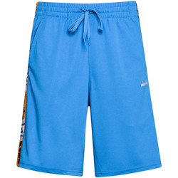 Textiel Heren Korte broeken / Bermuda's Diadora 502176087 Bleu