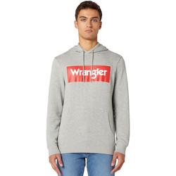 Textiel Heren Sweaters / Sweatshirts Wrangler W6B9HAX37 Grijs