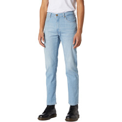 Textiel Heren Jeans Wrangler W12OQ1159 Bleu