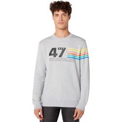 Textiel Heren Sweaters / Sweatshirts Wrangler W6A5HAX03 Gris