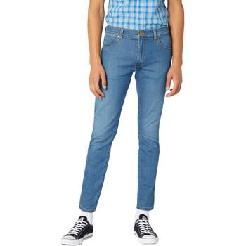 Textiel Heren Skinny jeans Wrangler W18SQ1156 Bleu