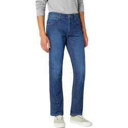 Textiel Heren Jeans Wrangler W15QQ1150 Bleu