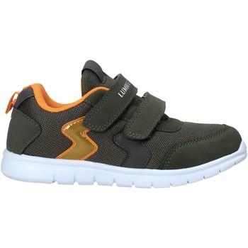 Schoenen Kinderen Lage sneakers Lumberjack SB55112 002 M67 Vert