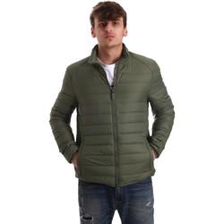Textiel Heren Dons gevoerde jassen Invicta 4431683/U Groen