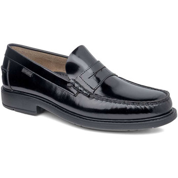 Schoenen Heren Mocassins CallagHan 90000 Zwart