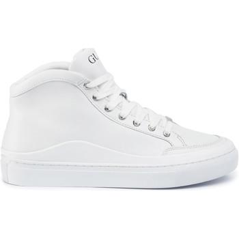 Schoenen Heren Hoge sneakers Guess FM5LRH LEA12 Wit