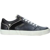 Schoenen Heren Lage sneakers Guess FM5STA LEA12 Zwart