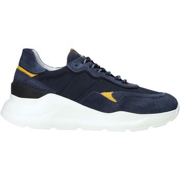 Schoenen Heren Lage sneakers Nero Giardini E001520U Bleu