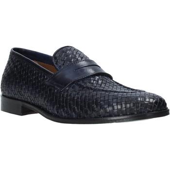 Schoenen Heren Mocassins Rogers 1012_5IN Blauw