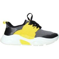 Schoenen Heren Lage sneakers Rocco Barocco N17.2 Noir