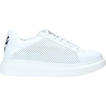 Schoenen Heren Lage sneakers Rocco Barocco N5 Blanc