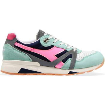 Schoenen Dames Lage sneakers Diadora 201176278 Vert