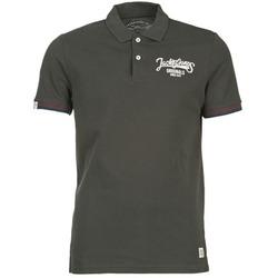 Textiel Heren Polo's korte mouwen Jack & Jones COMPANY Zwart