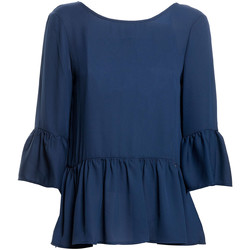 Textiel Dames Tops / Blousjes Fracomina FR20SP040 Blauw
