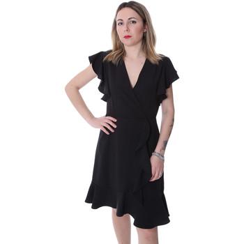 Textiel Dames Korte jurken Fracomina FR20SP051 Zwart