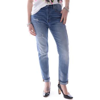Textiel Dames Jeans Fracomina FR20SPJSANDRA5 Blauw