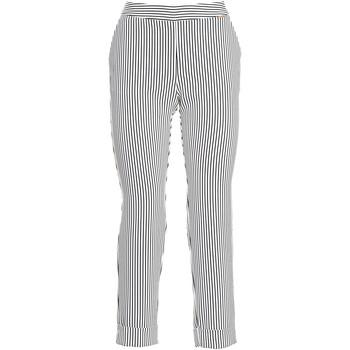 Textiel Dames Chino's Fracomina FR20SP163 Zwart