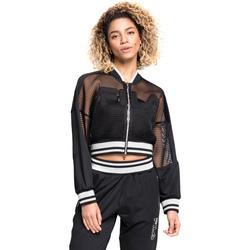 Textiel Dames Jacks / Blazers Fila 682477 Zwart