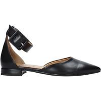 Schoenen Dames Ballerina's Grace Shoes 521T021 Zwart