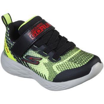 Schoenen Kinderen Lage sneakers Skechers 97858N Geel