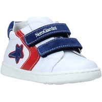 Schoenen Kinderen Lage sneakers Nero Giardini E019082M Blanc