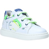 Schoenen Kinderen Lage sneakers Nero Giardini E023805M Blanc