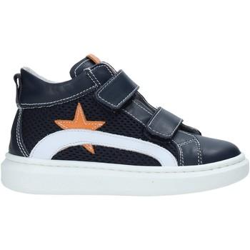 Schoenen Kinderen Hoge sneakers Nero Giardini E023810M Bleu