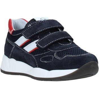 Schoenen Kinderen Lage sneakers Nero Giardini E023830M Bleu