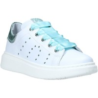 Schoenen Kinderen Lage sneakers Nero Giardini E031551F Blanc