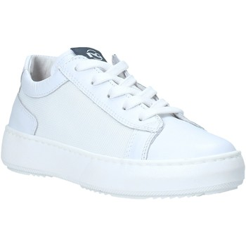 Schoenen Kinderen Lage sneakers NeroGiardini E033771M Wit
