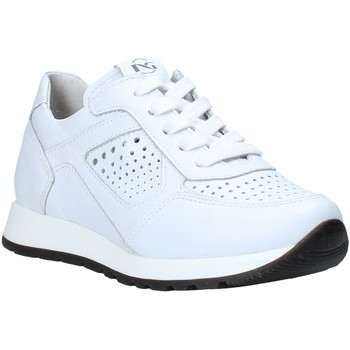 Schoenen Kinderen Lage sneakers NeroGiardini E033810M Wit