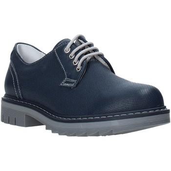 Schoenen Jongens Derby Nero Giardini E033820M Bleu