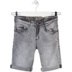 Textiel Kinderen Korte broeken / Bermuda's Losan 013-9002AL Grijs