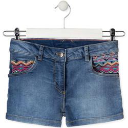 Textiel Kinderen Korte broeken / Bermuda's Losan 014-6010AL Blauw