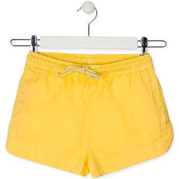 Textiel Kinderen Korte broeken / Bermuda's Losan 014-9007AL Geel