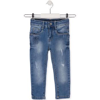 Textiel Kinderen Skinny jeans Losan 015-9008AL Blauw