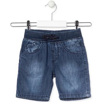Textiel Kinderen Korte broeken / Bermuda's Losan 015-9659AL Blauw