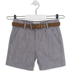 Textiel Kinderen Korte broeken / Bermuda's Losan 015-9790AL Grijs