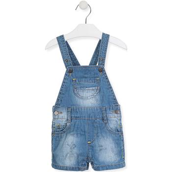 Textiel Kinderen Jumpsuites / Tuinbroeken Losan 017-9006AL Blauw